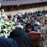 Marija no estádio Berbera, Palermo, April 21. Foto: Petyx
