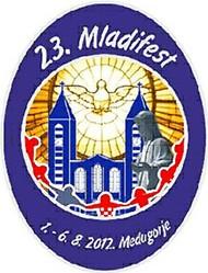 """Com o Tema """"Senhor, aumenta Nossa Fé"""", o Festival Internacional da Juventude 23 Acontece in Medjugorje em Agosto 01-06"""