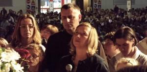30.000 rezam juntos com Marija neste fim-de-semana