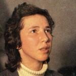 Marija durante uma aparição quando ela tinha 21 anos, jovem como muitos participantes do festival