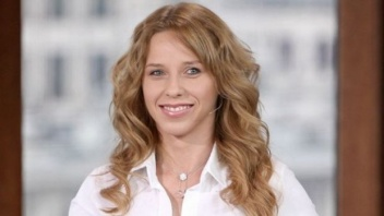 Autora e ex-modelo Ania Golędzinowska