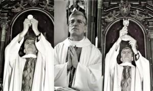 Padre Petar Ljubicic, o sacerdote franciscano escolhido por Mirjana para revelar seus segredos para o mundo.