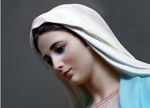a Virgem Maria disse: a mídia deve trabalhar pela paz, pela dignidade