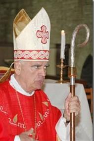 Bispo Ratko Peric de Mostar - de acordo com Slobodna Dalmacija a caminho de perder Medjugorje embora sua diocese permanecerá intacta.