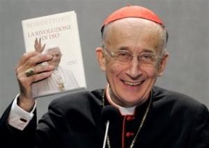 Cardeal Camillo Ruini, o presidente da Comissão do Vaticano sobre Medjugorje