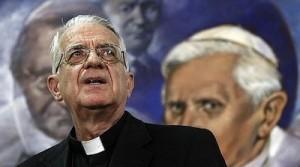 Padre Federico Lombardi, diretor da assessoria de imprensa da Santa Sé
