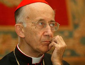 Cardeal Camillo Ruini, presidente da Comissão Vaticana de investigação sobre Medjugorje.