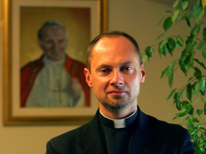 Monsignor Slawomir Oder