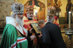 O Surpreendente Aumento do  Cristianismo na Rússia