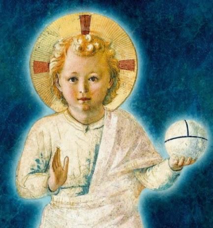 MARIJA: O MENINO JESUS E MARIA NOS ABENÇOARAM COM O SINAL DA CRUZ NO NATAL
