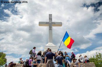 84 ANIVERSÁRIO DA CONSTRUÇÃO DA CRUZ DO KRIZEVAC EM MEDJUGORJE
