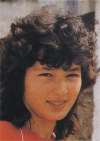 Ivanka Ivankovic no início de 1980. Ela foi a primeira vidente a ver a Virgem Maria em Medjugorje