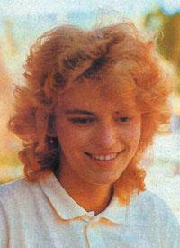 Mirjana Dragicevic no início de 1980. Sua fé sempre foi forte, mas primeiro ela não podia acreditar que a Virgem tinha vindo.