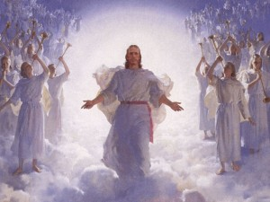 Maria pode preparar o retorno de Cristo