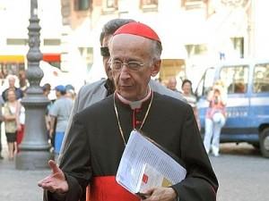 Cardeal Camillo Ruini está se dirigindo a comissão Medjugorje