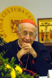 Cardeal Camillo Ruini, Presidente da Comissão Vaticana sobre Medjugorje