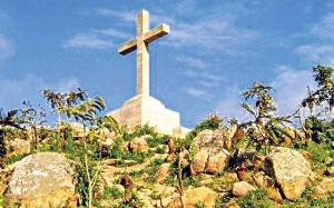 A réplica da Montanha da Cruz em Honduras não será a primeira no mundo. Outra já existe no Malawi.