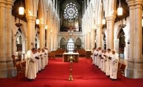 Igreja de São Salvador em Dublin, Irlanda