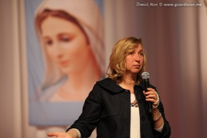 Marija Pavlovic-Lunetti. Foto: Daniel Miot, guardacon.me