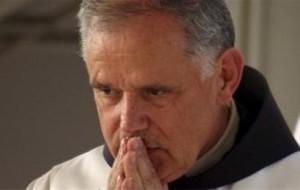 Padre Jozo Zovko, ex-pároco de Medjugorje.