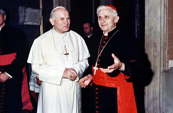 cardealratzingerepapajoaopauloii