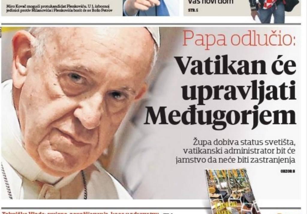 vaticanomedjugorje