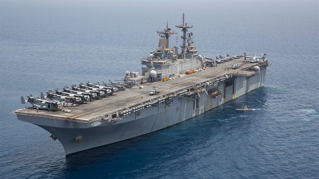 USS KEARSAGE