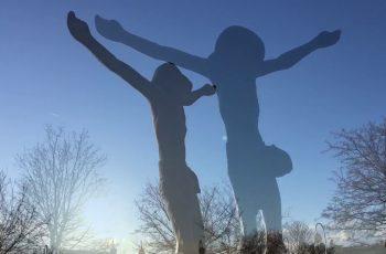Meu Milagre na Estátua de Cristo Ressuscitado em Medjugorje