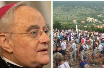 """Monsenhor Hoser: """"Em Medjugorje assistimos conversões espetaculares que acontecem todos os dias"""""""