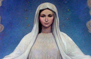 Em 5 de agosto de 2019 Nossa Senhora faz 2035 anos !!!