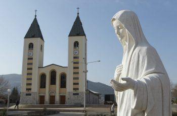 Vaticano tem olhar mais benevolente às aparições de Medjugorje