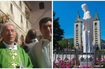 """""""Medjugorje não é um engano"""" afirma famoso mariólogo italiano"""